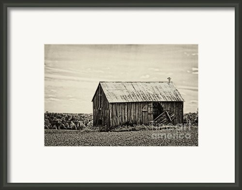 Open Door Framed Print By Tim Wilson