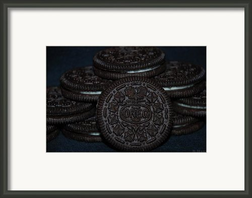 Oreo Cookies Framed Print By Rob Hans