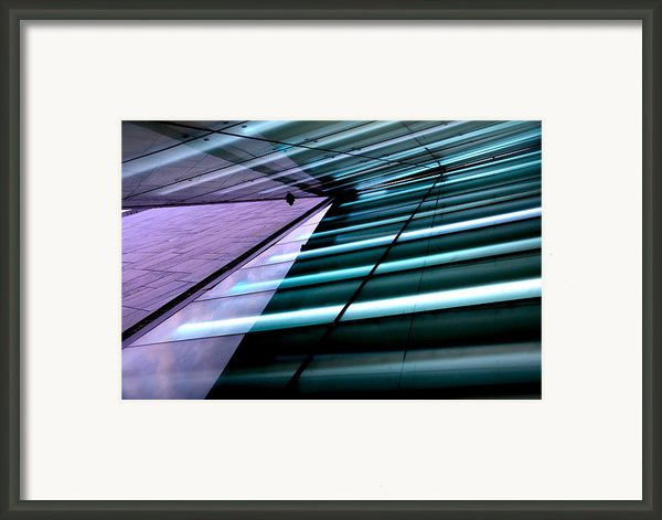 Oslo Opera House Norway 211 Framed Print By Per Lidvall