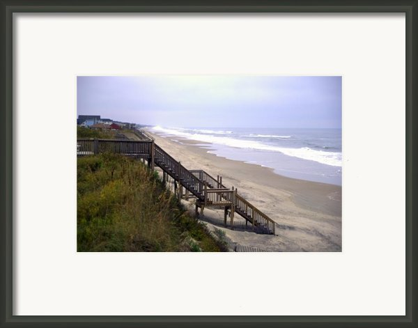 Outer Banks Framed Print By Patrick  Flynn