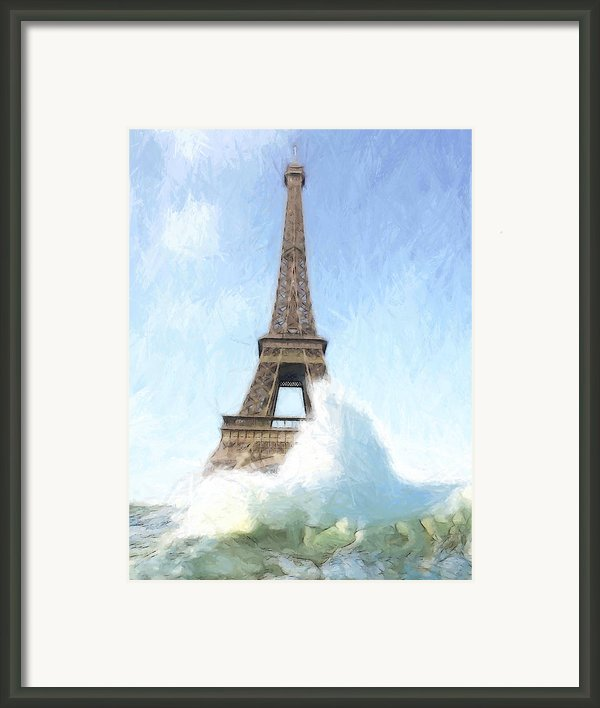 Outside The Ark Framed Print By Stefan Kuhn