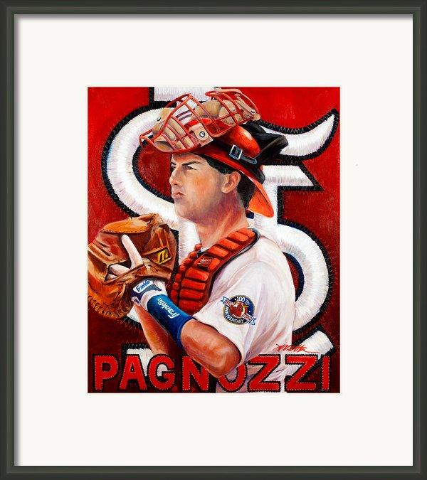 Pagnozzi Framed Print By Jim Wetherington