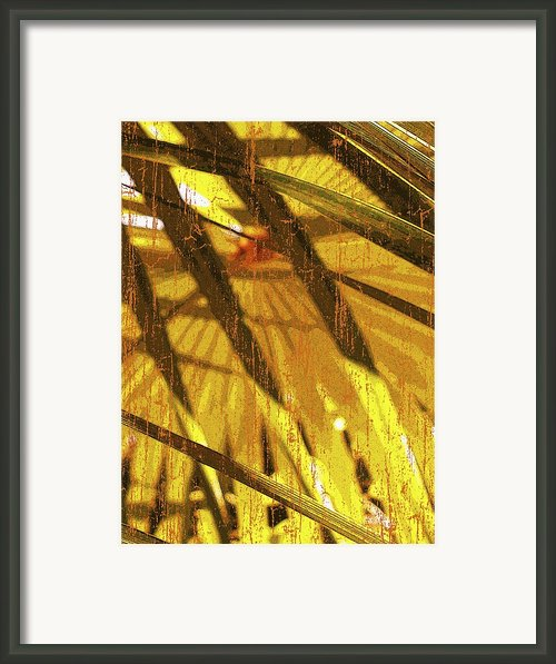 Palm B4 Framed Print By Kaypee Soh - Printscapes