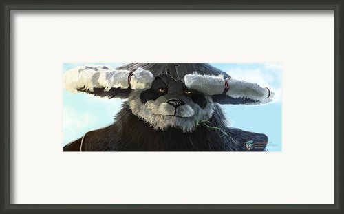 Pandaria Framed Print By Jason Longstreet