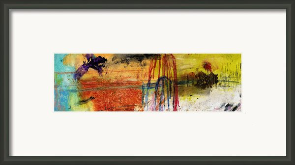 Paper Cut Xii Framed Print By Michel  Keck