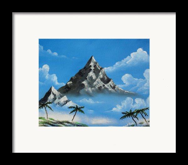 Paradise Lost  Framed Print By Joseph Palotas