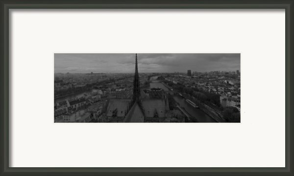 Paris Dh 1 Framed Print By Wessel Woortman