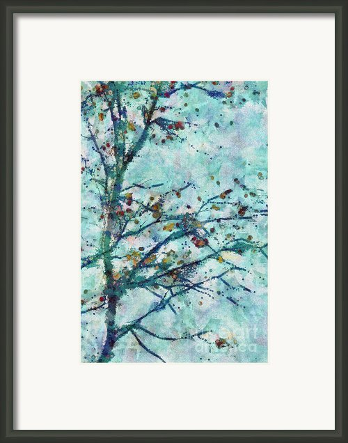 Parsi-parla - D13bt04t Framed Print By Variance Collections