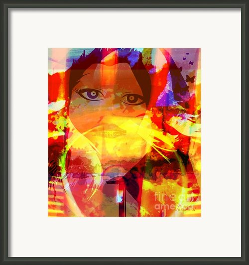Passage - Another Human Trade Framed Print By Fania Simon