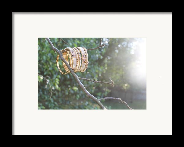 Pearls Of India Framed Print By Courtney Hancock