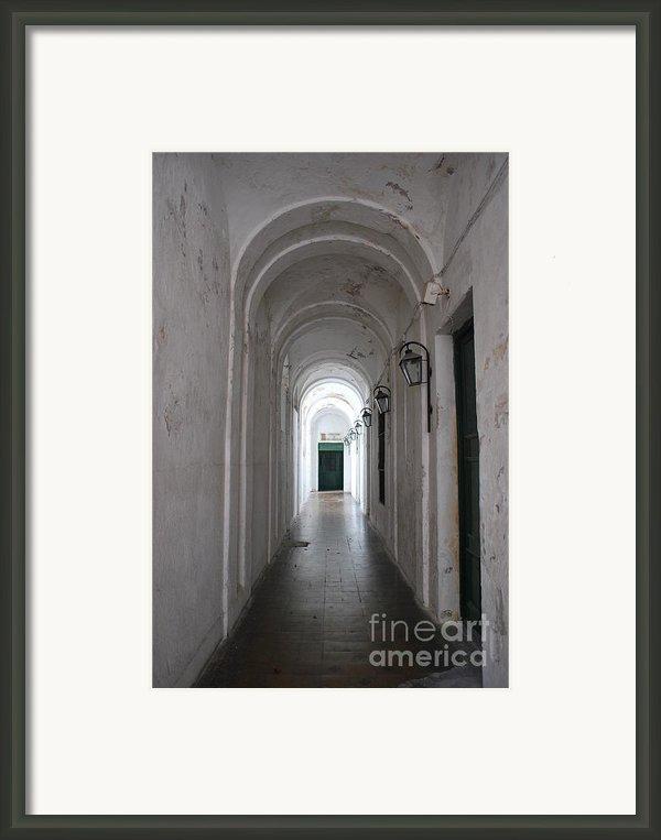 Penance Framed Print By Jen Bodendorfer