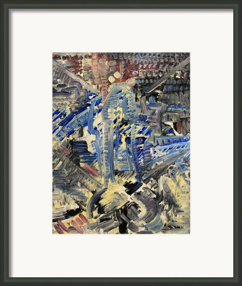 Penetration Framed Print By Michael Kulick