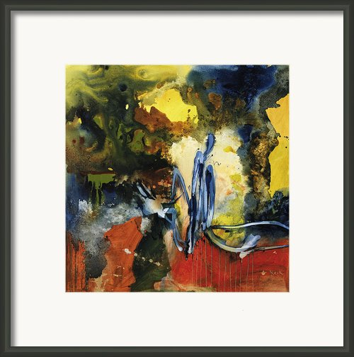 Perfect Timing Framed Print By Michel  Keck