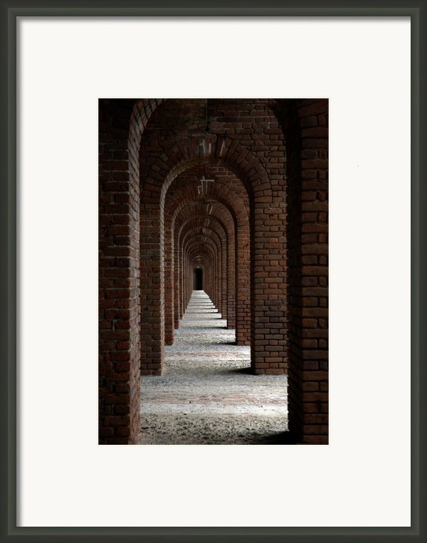 Perspectives Framed Print By Susanne Van Hulst