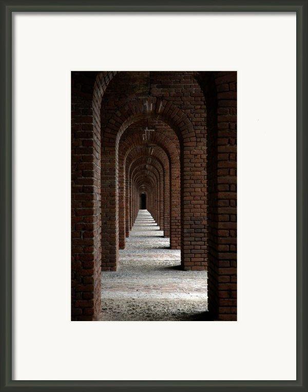 Perspectives Framed Print By Susanne Van Hulst