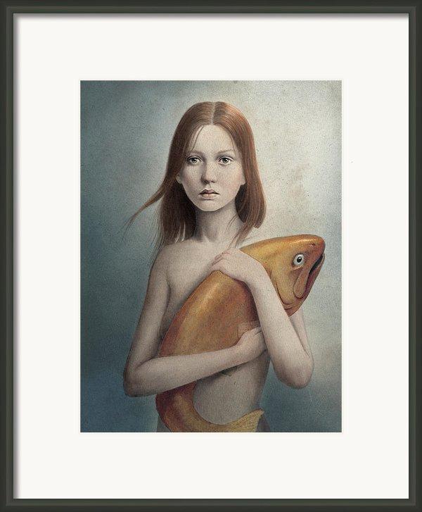 Pet Framed Print By Diego Fernandez