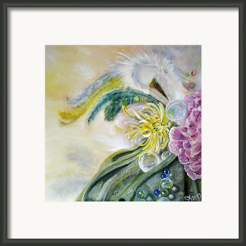 Phantasia Framed Print By Stephanie  Koehl