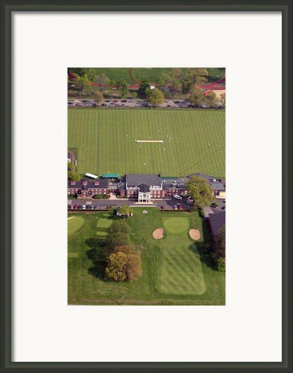 Philadelphia Cricket Club St Martins Framed Print By Duncan Pearson