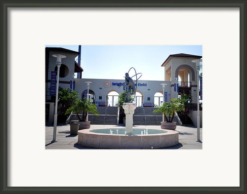 Phillies - Brighthouse Field Clearwater Framed Print By Bill Cannon