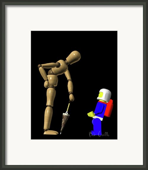 Philosophy Framed Print By Bob Orsillo