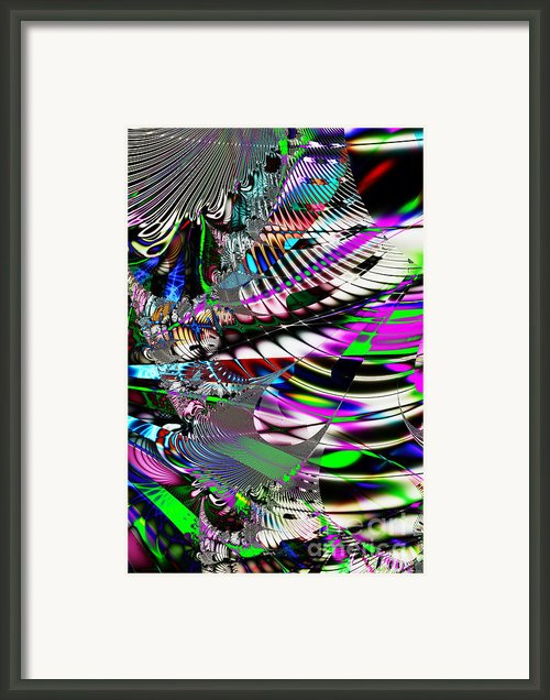 Phoenix Rising . S3.s9 Framed Print By Wingsdomain Art And Photography