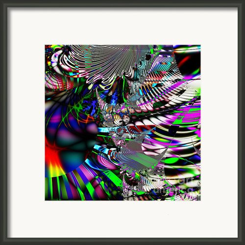 Phoenix Rising . Square . S3.s9 Framed Print By Wingsdomain Art And Photography