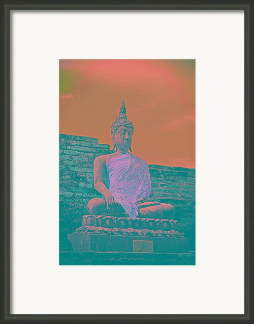 Photos Framed Print By Thosaporn Wintachai