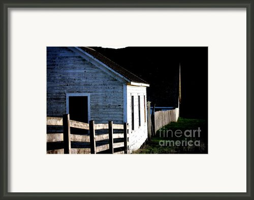 Pierce Point Ranch 5 Framed Print By Wingsdomain Art And Photography