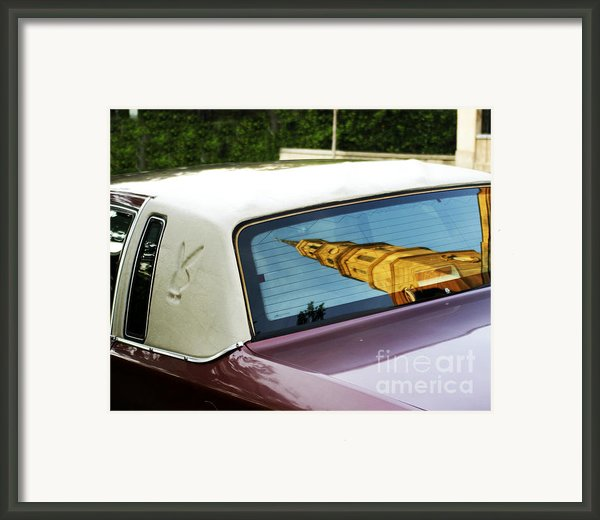 Pimpmobile Framed Print By Joyce Weir
