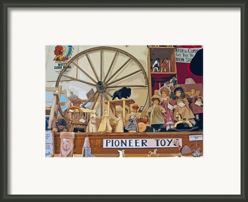 Pioneer Series 5 Framed Print By Steve Ohlsen
