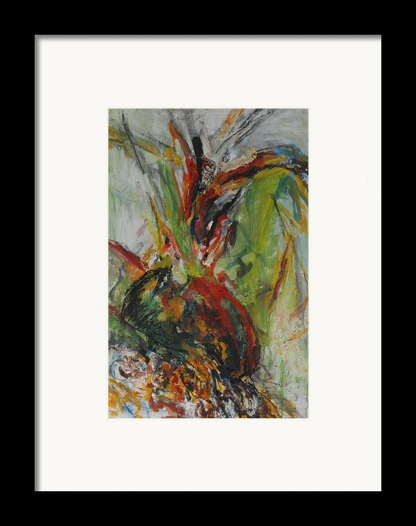 Planted Framed Print By Iris Gill