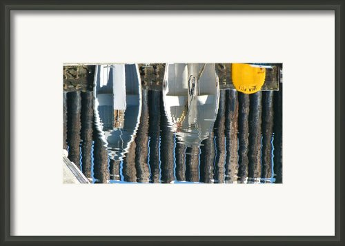 Pleasure Parked Framed Print By Louie Rochon