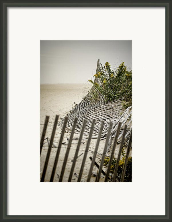 Point Pleasant Beach Framed Print By Heather Applegate