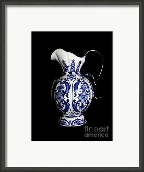 Porcelain 2 Framed Print By Jose Luis Reyes