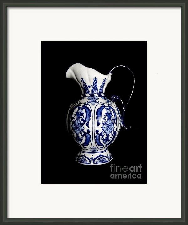 Porcelain 2 Framed Print By Jose Luis Reyes