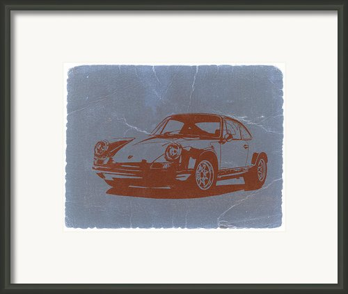 Porsche 911 Framed Print By Irina  March