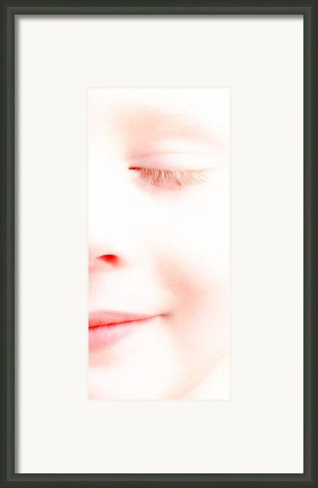 Portrait Of A Dream Framed Print By Bob Orsillo