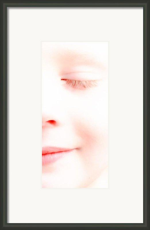 Portrait Of A Dream Framed Print By Bob Orsillo