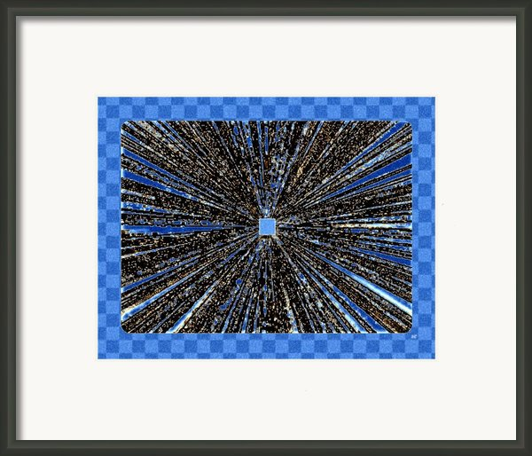 Positive Energy Framed Print By Will Borden