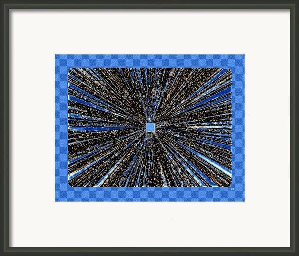 Positive Energy Framed Print By Will Borden