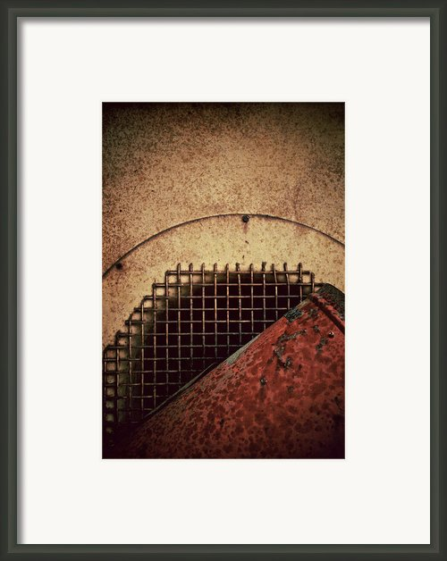 Post Industrial Wonderland Framed Print By Odd Jeppesen
