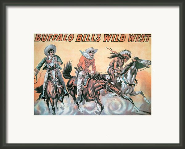 Poster For Buffalo Bill