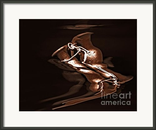 Pottery -  Award-winning Image Framed Print By Gerlinde Keating - Keating Associates Inc