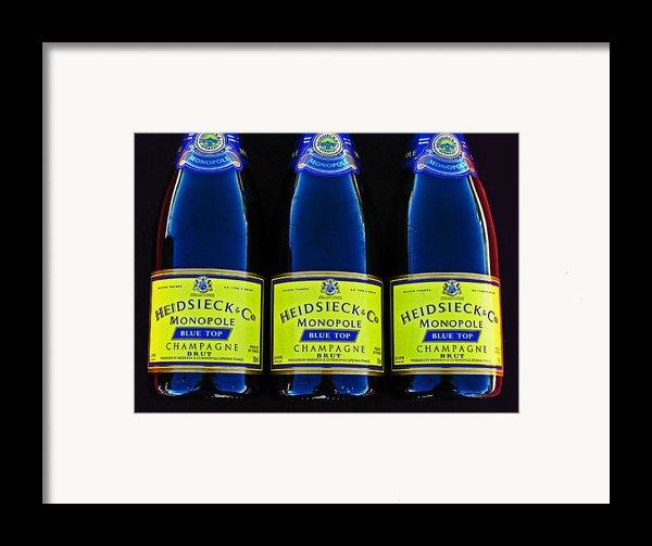 Power Trio Framed Print By Samuel Sheats