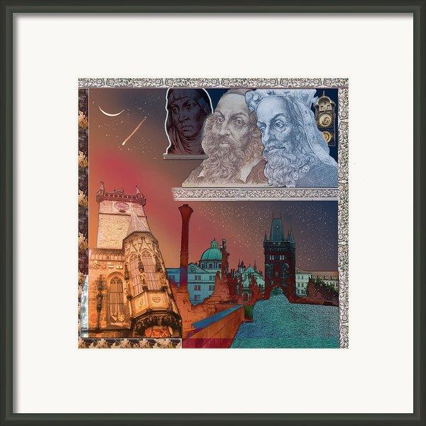 Prague Daydream Framed Print By John Scariano