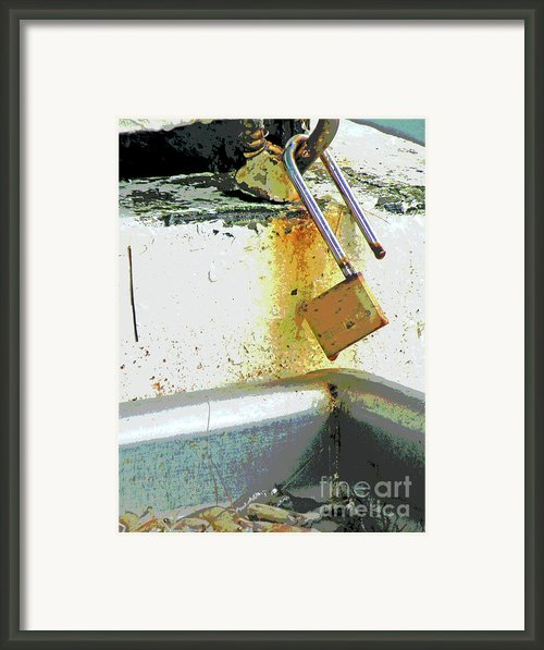 Precious Cargo Framed Print By Joe Jake Pratt