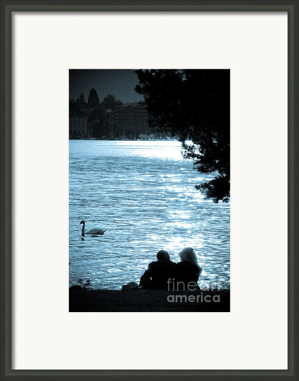 Precious Moments Framed Print By Syed Aqueel