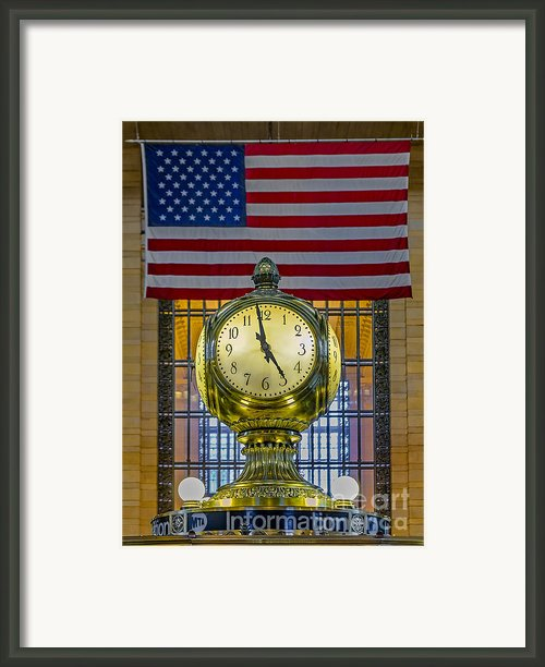 Precious Time And Colors Framed Print By Susan Candelario
