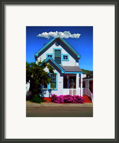 Prepare For Liftoff Framed Print By Snake Jagger