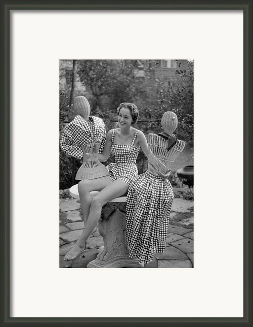 Princess Collection Framed Print By Kurt Hutton